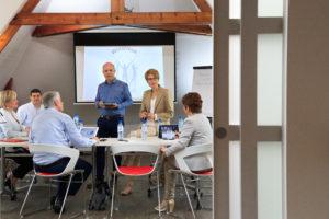 Séminaires et réunions d'entreprise